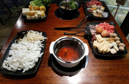 """Delicious hotpot in the heart of Bankstown!"""