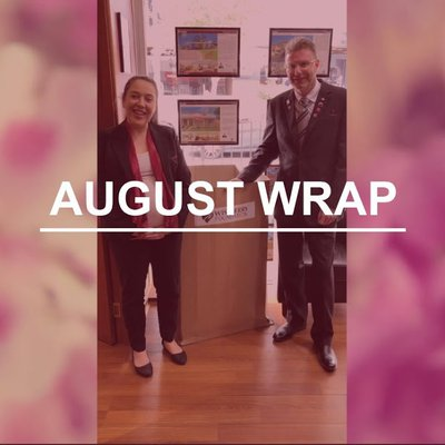 Take a listen at what Kiri & Stephen have to say about the Nepean real estate market & their wrap up of August 2018!